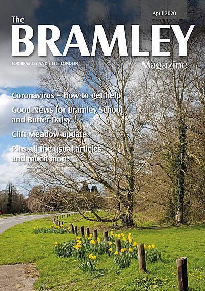 The Bramley Magazine - April 2020 Front Cover